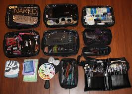Need A Makeup Artist Tinamarieonline How To Pack Like A Makeup Artist Makeup Kit