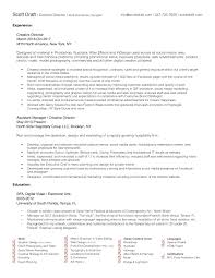 Draft Resume Resume Scott Draft