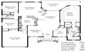 4 Bedroom Open Concept Floor Plans 4 Bedroom Open Floor Plan Concept Ranch Home 2017 Pictures