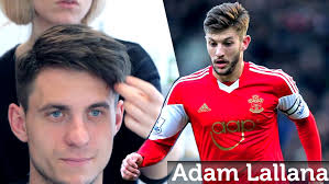 adam lallana hair liverpool professional hair styling tips for