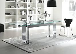 modern glass dining table u2013 rhawker design