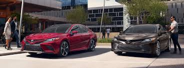 Toyota Interior Colors What Are The 2018 Toyota Camry Color Options