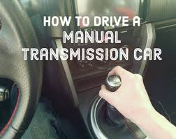 easiest way to learn to drive a manual transmission or stick shift