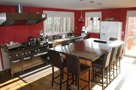 geant cuisine notre cuisine mur et tout inox l îlot geant 27