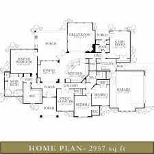 2500 Sq Ft Ranch Floor Plans by 100 House Plans 3000 Sq Ft Floor Plan For 3000 Sq Ft