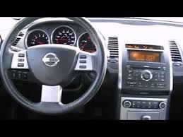 2008 Nissan Maxima Interior 2007 Nissan Maxima 3 5 Se In Chicopee Ma 01020 Youtube