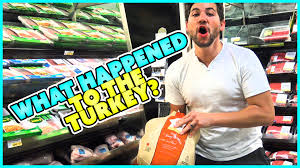 what happened to the turkey thanksgiving prank family vlog