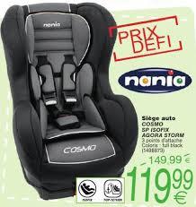 cora siege auto cora promotion siège auto cosmo sp isofix agora nania