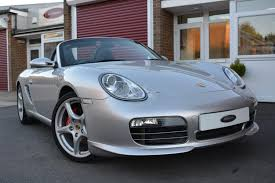 used 2008 porsche boxster s sport edition for sale in west sussex