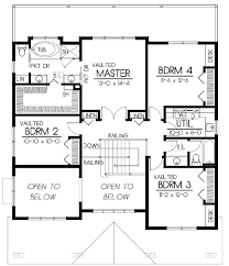 craftsman house floor plans craftsman house plan chp 35646 at coolhouseplans