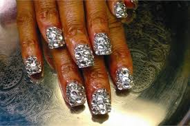 3 ways to bling out nails style nails magazine