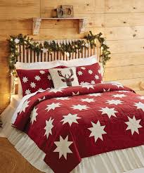 Christmas Duvet Cover Sets Christmas Bedding Holiday Bedding Sets Winter U0026 Seasonal Quilts