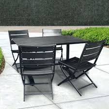 metal outdoor table and chairs folding garden table hafeznikookarifund com