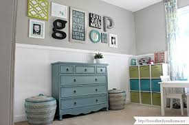 playroom love of a family and home blog walls the gray color