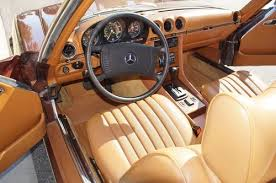 Mercedes Benz Interior Colors Find Used 1978 Mercedes Benz 450sl Roadster U0027milan Brown Metallic