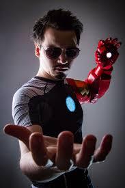 Tony Stark Tony Stark Dutch Cosplay Couple