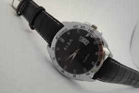 Jam Tangan Alba Mini jual jam tangan alba tali kulit harga murah