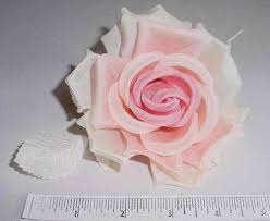 silk roses silk hat trim 28 color choices that way hat new