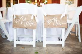 Bride And Groom Chair Bride And Groom Chair Decor You Can U0027t Forget It
