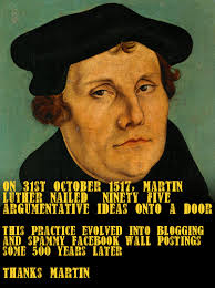 Martin Luther Memes - martin luther s legacy anglican memes
