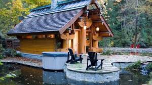 Small Cabin Amazing The Totems Small Cabin By Henry Yorke Mann Youtube