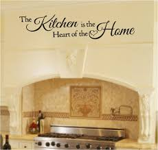 Kitchen Stencil Designs by Kitchen Sayings For Wall