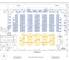 Georgia World Congress Center Floor Plan by Exhibit Hall Floor Plan Aha