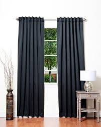 having interior design with full of comfort by blackout curtains