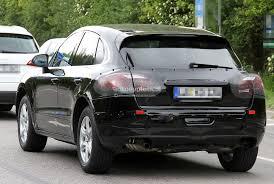 Porsche Cayenne Macan - biser3a spy shots of porsche cayenne u0027s smaller sibling the