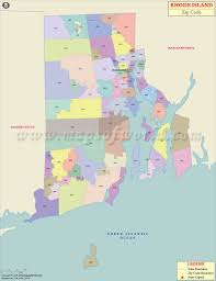 Florida Zip Code Map by Rhode Island Zip Code Map Rhode Island Postal Code