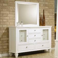 beach classic 11 drawer dresser and vertical dresser mirror