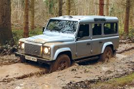 land rover defender review auto express