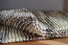 Washable Bath Rugs Bath Mat Machine Washable Kitchen Rug Knitted Rug Cotton