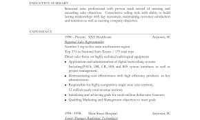 resume good resume summaries great good resume summary of