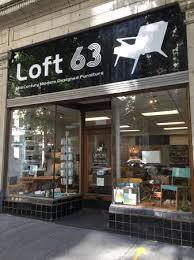 Loft   Contemporary Furniture Store MidCentury Modern - Modern furniture seattle