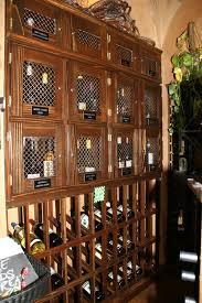 Wine Cellar Bistro - commercial wine racks bistro de la reine