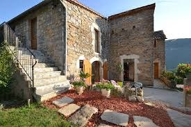 vacation large capacity luxury house gorges du tarn millau for