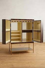 Pottery Barn Bar Cabinet Modular Bar Glass Door Base Black Pottery Barn And Bar