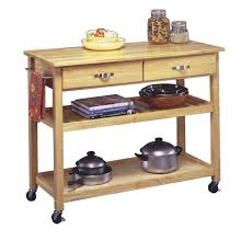 Kitchen Island With Garbage Bin Mobile Kitchen Island With Trash Bin Cart Can 3 Bins With