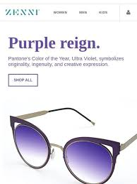 purple reign pantone s color of the year for 2018 zenni optical frames in pantone s color of the year milled