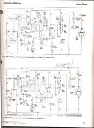 john deere 265 wiring schematic thermostat wiring diagram