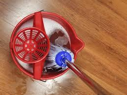 the best cleaning solutions for vinyl floors hunker