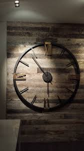 clocks large wood wall clock large decorative wall clocks