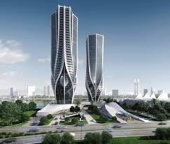 zaha hadid unveils sinuous skyscrapers for australia u0027s gold coast
