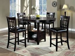 High Chair Dining Room Set Dining Table Standard Height Dining Table Chairs High Gloss