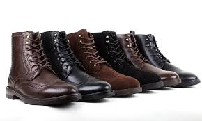 groupon s boots braveman s combat boots styles available groupon