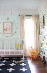Yellow Curtains Nursery Room Nursery Window Treatment Ideas Infant Curtains Nursery Cloud