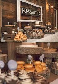 Rustic Backyard Party Ideas S U0027mores Bar Wedding