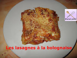 recette plat cuisiné recette de plat cuisiné les lasagnes à la bolognaise