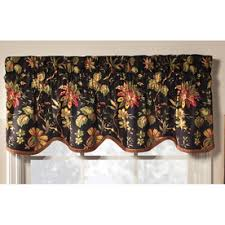 Waverly Curtains And Drapes Shop Valances At Lowes Com